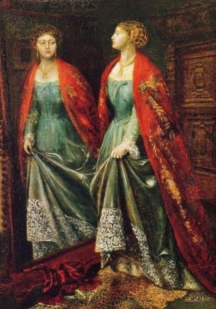 Mirror Image Emma_Sandys-Preparing_for_the_Ball_1867
